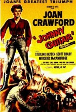 Johnny Guitar (1954) afişi