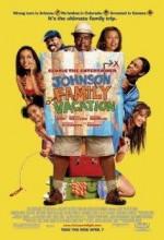 Johnson Ailesi Tatilde (2004) afişi