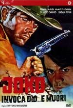 Joko invoca Dio... E Muori (1968) afişi