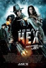 Jonah Hex (2010) afişi