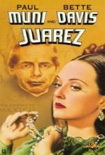 Juarez (1939) afişi