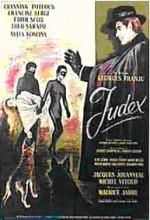 Judex (1963) afişi