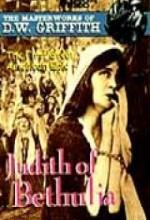 Judith Of Bethulia (1914) afişi