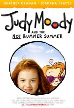 Judy Moody and the Not Bummer Summer (2011) afişi