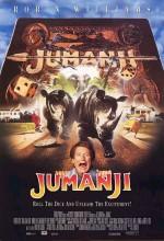 Jumanji (1995) afişi