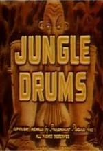 Jungle Drums (1943) afişi