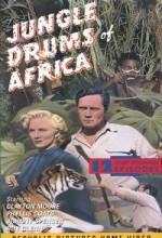 Jungle Drums Of Africa (1953) afişi