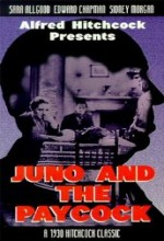 Juno And The Paycock (1930) afişi