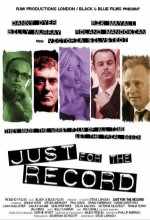 Just For The Record (2010) afişi