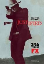 Justified (2010) afişi
