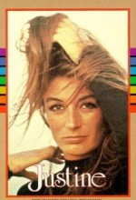 Justine (1969) afişi