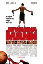 Juwanna Mann (2002) afişi
