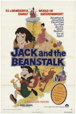 Jack and the Beanstalk (1974) afişi