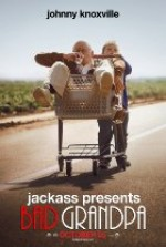 Jackass Presents: Bad Grandpa (2013) afişi