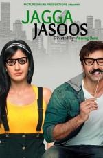 Jagga Jasoos (2016) afişi