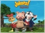 Jakers! The Adventures of Piggley Winks Sezon 1 (2003) afişi