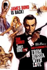 James Bond: Rusyadan Sevgilerle