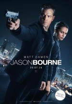 Jason Bourne (2016) afişi