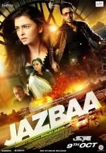 Jazbaa (2015) afişi