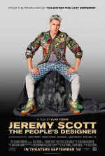 Jeremy Scott: The People's Designer (2015) afişi
