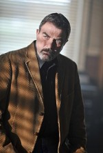 Jesse Stone: Benefit of the Doubt (2012) afişi