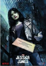 Jessica Jones Sezon 1 (2015) afişi