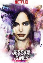 Jessica Jones Sezon 2 (2018) afişi