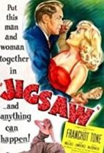 Jigsaw (1949) afişi