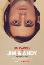 Jim ve Andy (2017) afişi