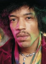 Jimi Hendrix profil resmi