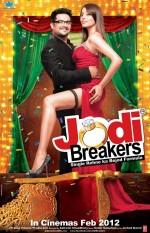 Jodi Breakers (2012) afişi