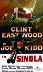 Joe Kidd (1972) afişi