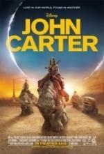 John Carter: İki Dünya Arasında (2012) afişi