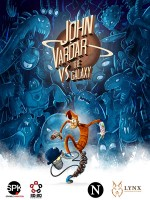 John Vardar vs the Galaxy (2020) afişi