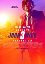 John Wick 3: Parabellum (2019) afişi