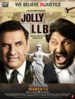 Jolly LLB (2013) afişi