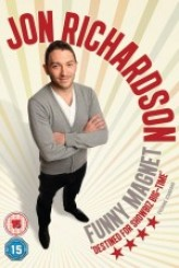 Jon Richardson Funny Magnet (2012) afişi