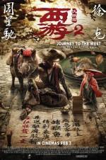 Journey to the West: The Demons Strike Back (2017) afişi