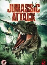 Jurassic Attack (2013) afişi