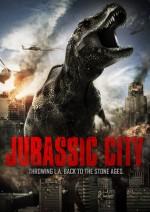 Jurassic City (2015) afişi