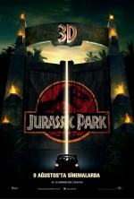Jurassic Park (1993) afişi