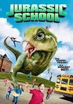 Jurassic School (2017) afişi