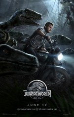 Jurassic World (2015) afişi