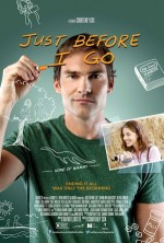 Just Before I Go (2014) afişi