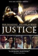 Justice (2003) afişi