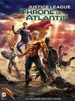 Adalet Birliği: Atlantis Tahtı (2015) afişi