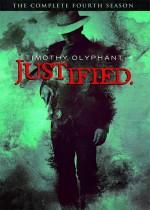 Justified Sezon 4 (2013) afişi