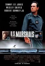 Kaçakların Peşinde (1998) afişi