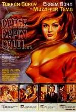 Kader Kapıyı çaldı (1964) afişi