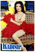 Kadınım (1975) afişi